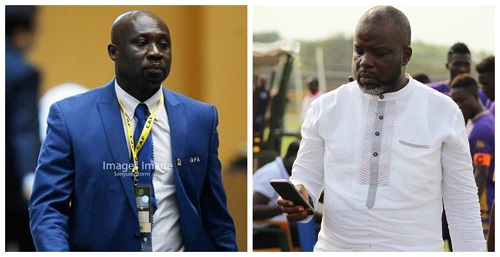 Players affiliated to Palmer and George Afriyie blacklisted from Ghana U20 - Abdul Salam fumes