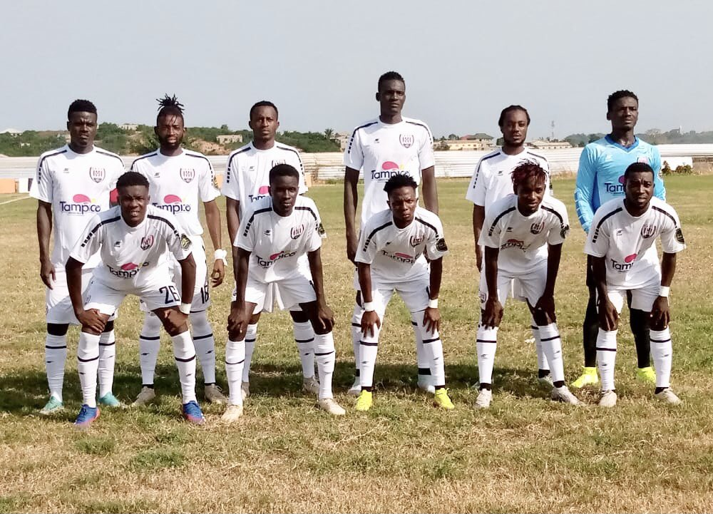 2020/21 Ghana Premier League: Week 7 Match Report - Inter Allies 1-0 Eleven Wonders