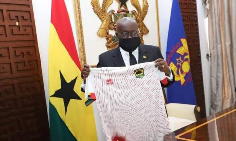Asante Kotoko thanks gov't for financial support for CAF Champions League campaign
