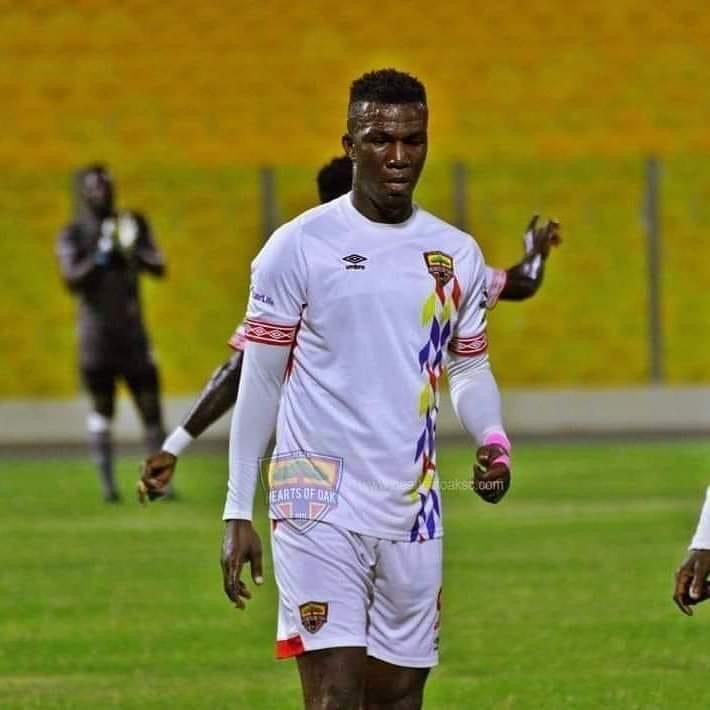 Misfiring Abednego Tetteh missing as Hearts coach Kosta Papic names strong squad for Aduana Stars, King Faisal games