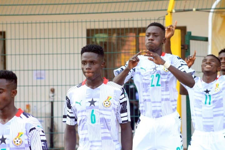 AFCON U-20 Championship: Ghana thump debutants Tanzania to get off to a flying start