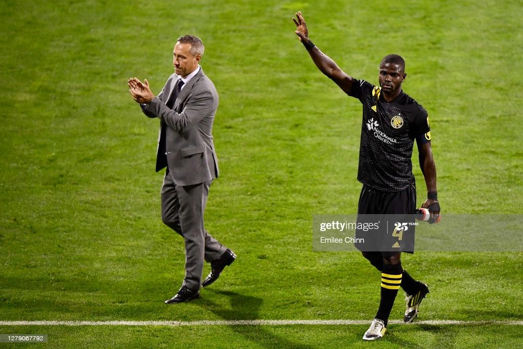Amazing' Jonathan Mensah earns massive plaudits after leading Columbus Crew  to MLS final - Ghana Latest Football News, Live Scores, Results -  GHANAsoccernet