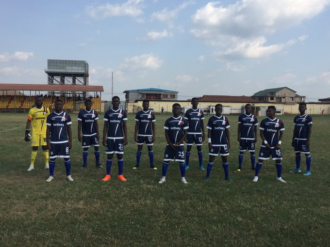 2020/21 Ghana Premier League: Week 5 Match Report- Liberty Professionals 2-0 Great Olympics