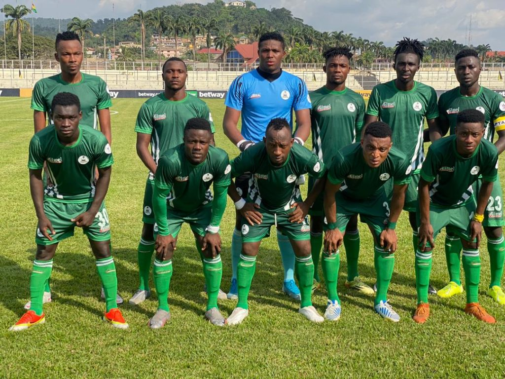 2020/21 Ghana Premier League: Live Updates- King Faisal vs Elmina Sharks