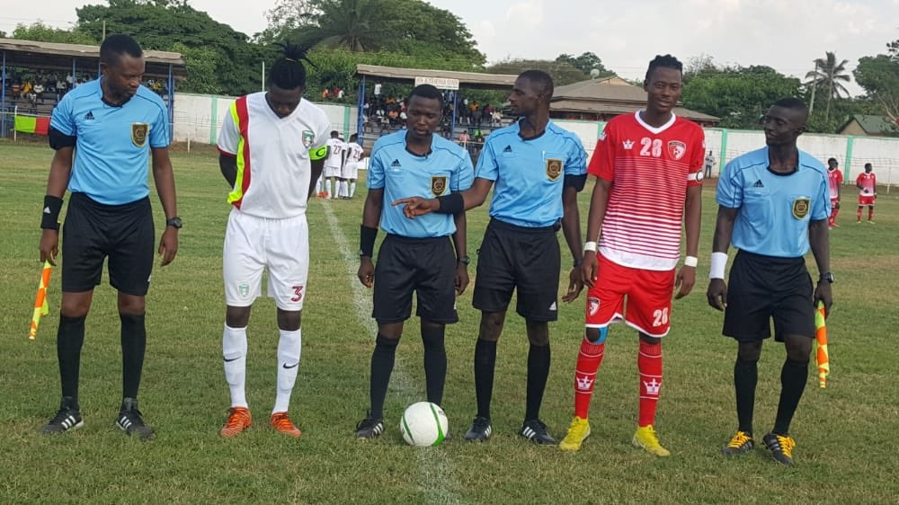 2020/21 Ghana Premier League: Week 4 Match Report - Eleven Wonders 0-1 WAFA