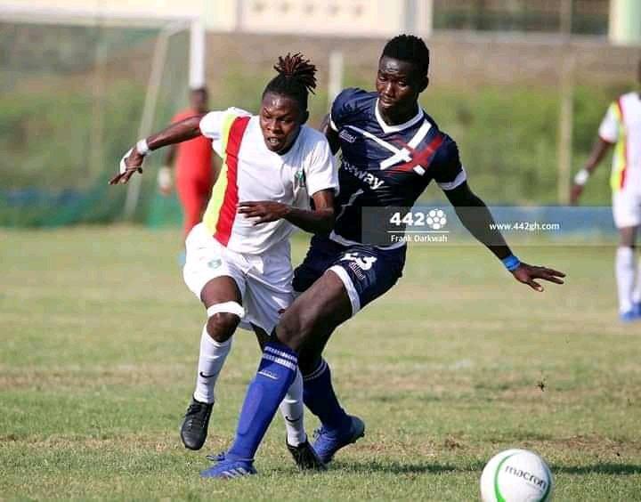 2020/21 Ghana Premier League: Eleven Wonders midfielder Salifu Ibrahim  named MOTM in draw against Aduana - Ghana Latest Football News, Live  Scores, Results - GHANAsoccernet