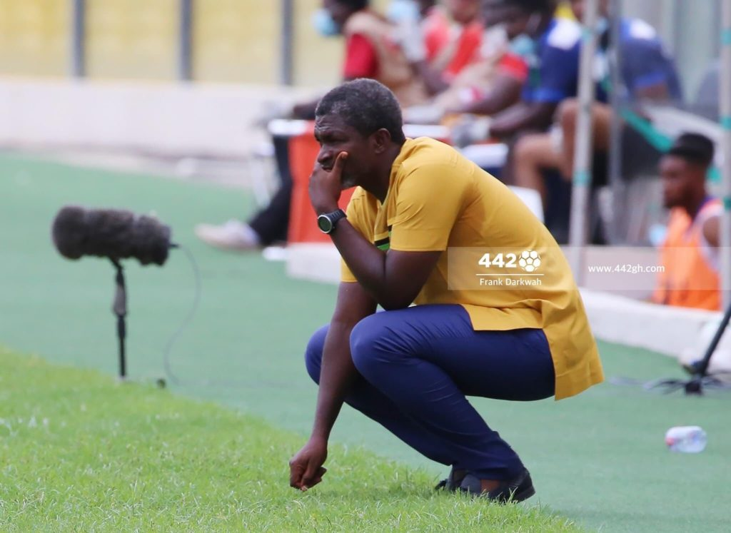 Owusu Bempah hails Asante Kotoko's decision to sack Maxwell Konadu