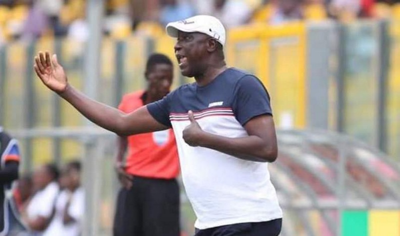 'There will be goals'- Legon Cities coach Bashiru Hayford promises ahead of Dwarfs clash