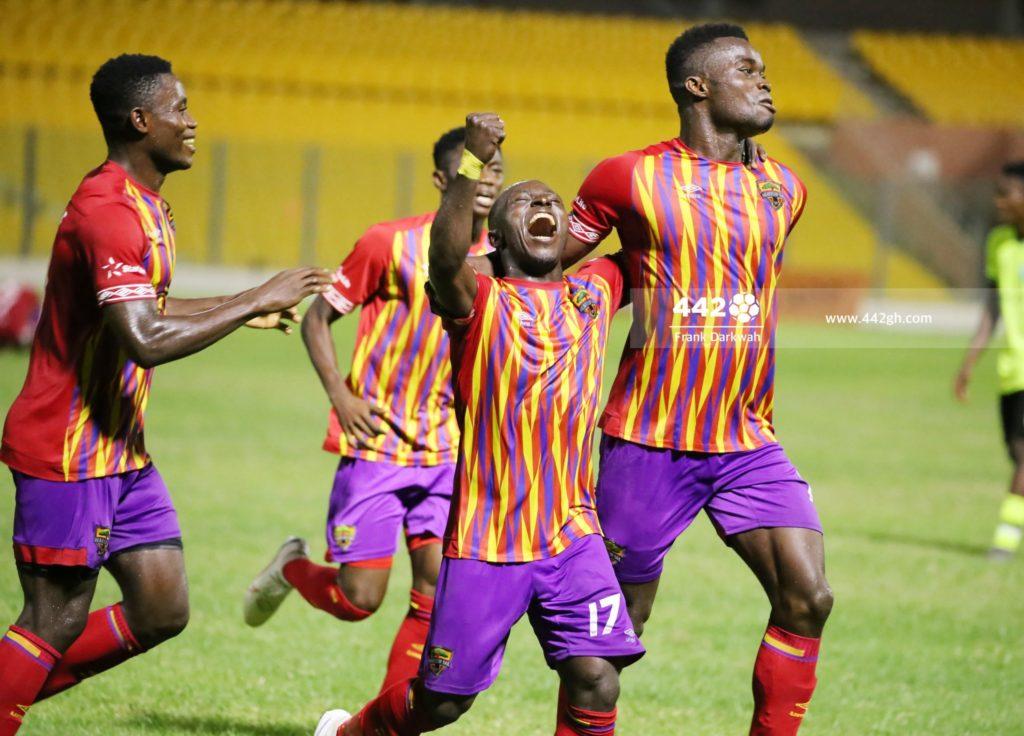 2020/21 Ghana Premier League: Week 5 Match Report — Hearts of Oak 3-0 Dreams FC