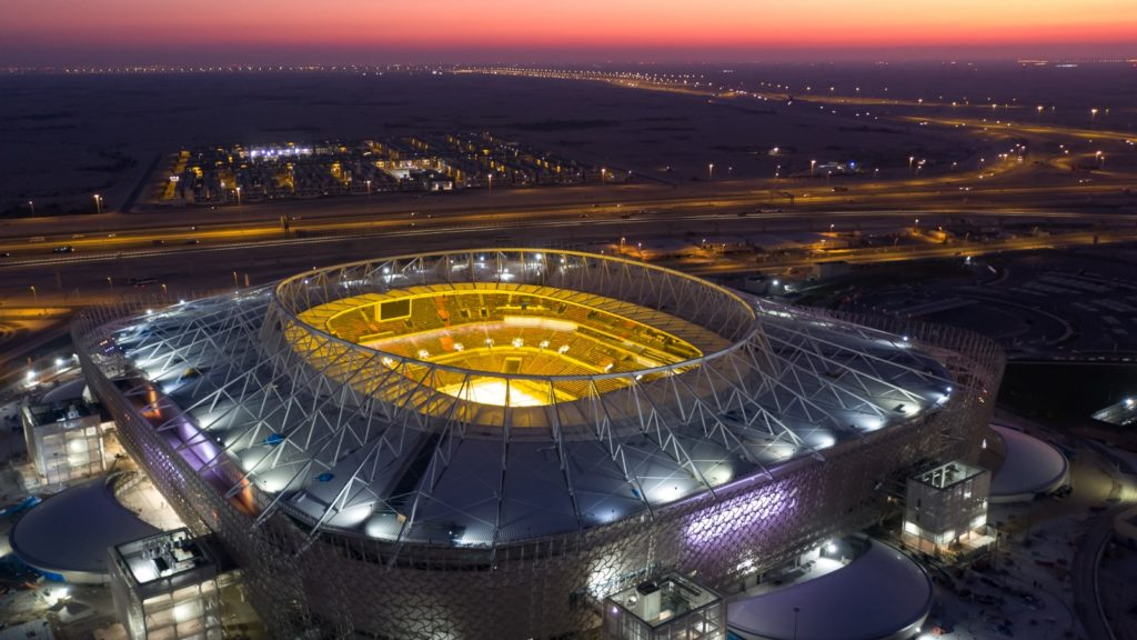 2022 FIFA World Cup stadium located in Al Rayyan to be inaugurated on Qatar National Day