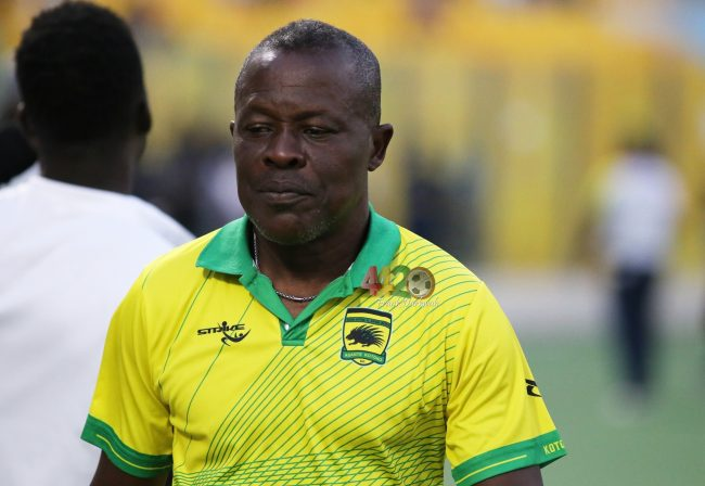 Johnson Smith 'strongly believes Kotoko will secure a good result in Omdurman'