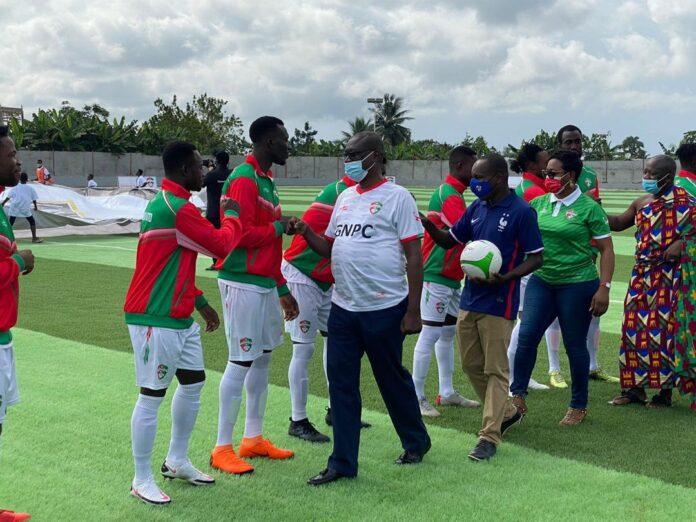 2020/21 Ghana Premier League: Week 7 Match Preview- Karela United v Elmina Sharks