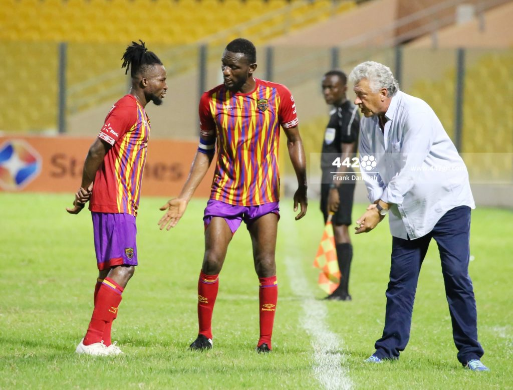 Hearts of Oak show MASSIVE signs of improvement under Serbian coach Kosta Papic
