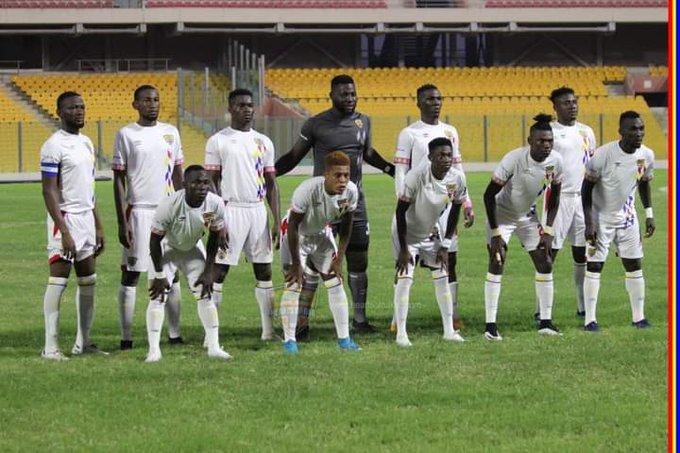 2020/21 Ghana Premier League: Hearts of Oak to play Karela United on Friday night