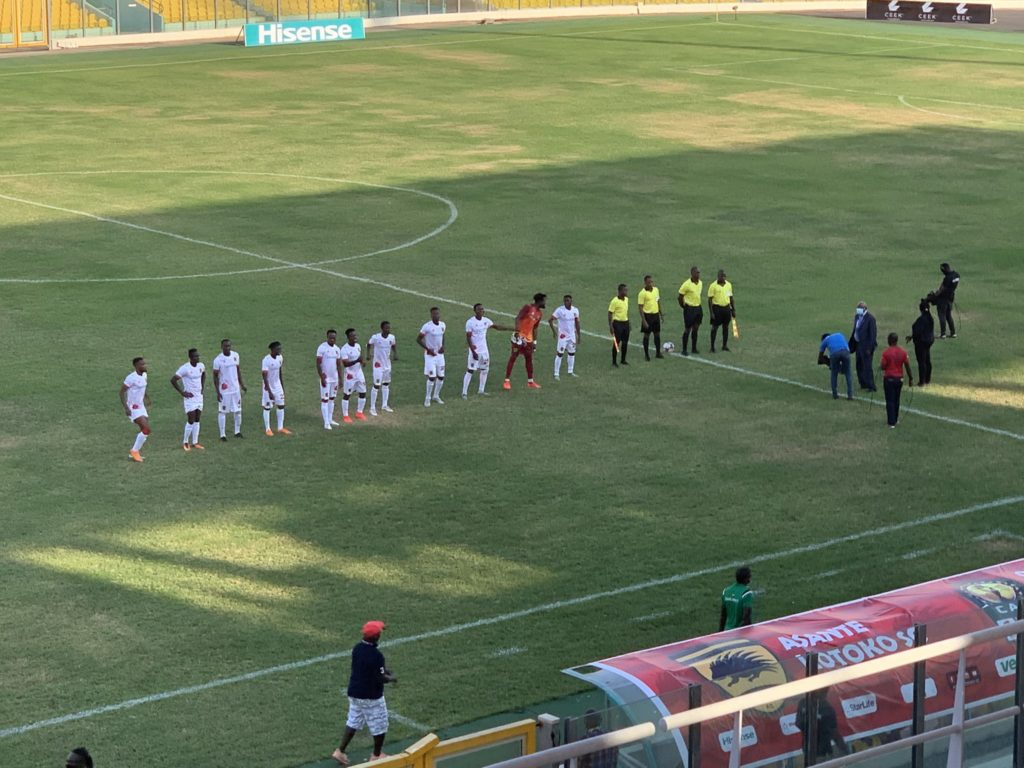 Asante Kotoko declared winners without kicking a ball after COVID-19 depletes FC Nouadibou's squad