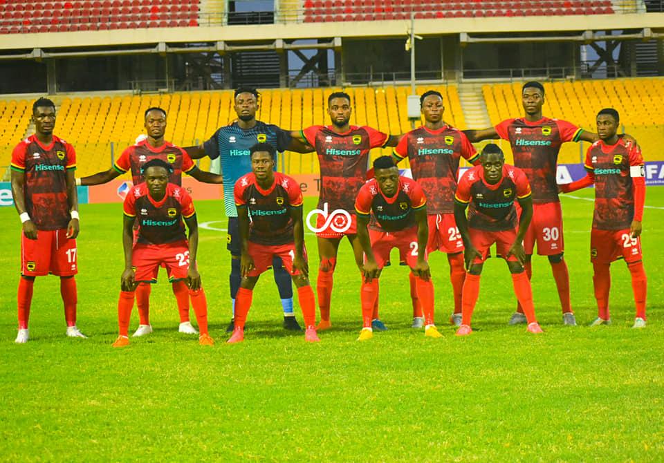 2020/21 Ghana Premier League: Week 6 Match Preview - Dreams FC vs Asante Kotoko