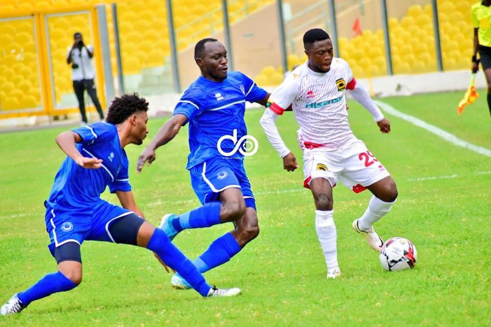 CAF Champions League: Highlights- Asante Kotoko 0-1 Al Hilal
