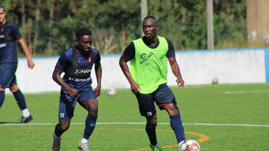 Ghanaian midfielder Lamine Mohammed suffers anterior cruciate ligament injury at UD Oliveirense