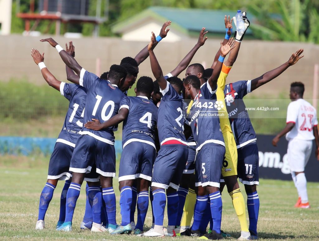 2020/21 Ghana Premier League: Week 5 Match Preview - Liberty Professionals v Great Olympics