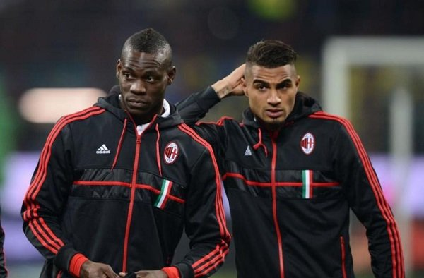 Mario Balotelli set to reunite with Kevin-Prince Boateng at Serie B side Monza