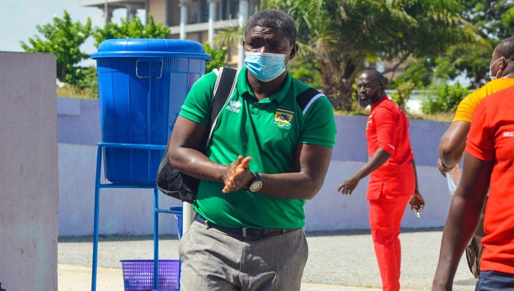 Asante Kotoko should consider re-hiring Coach Maxwell Konadu- Ex-Ghana FA Veep