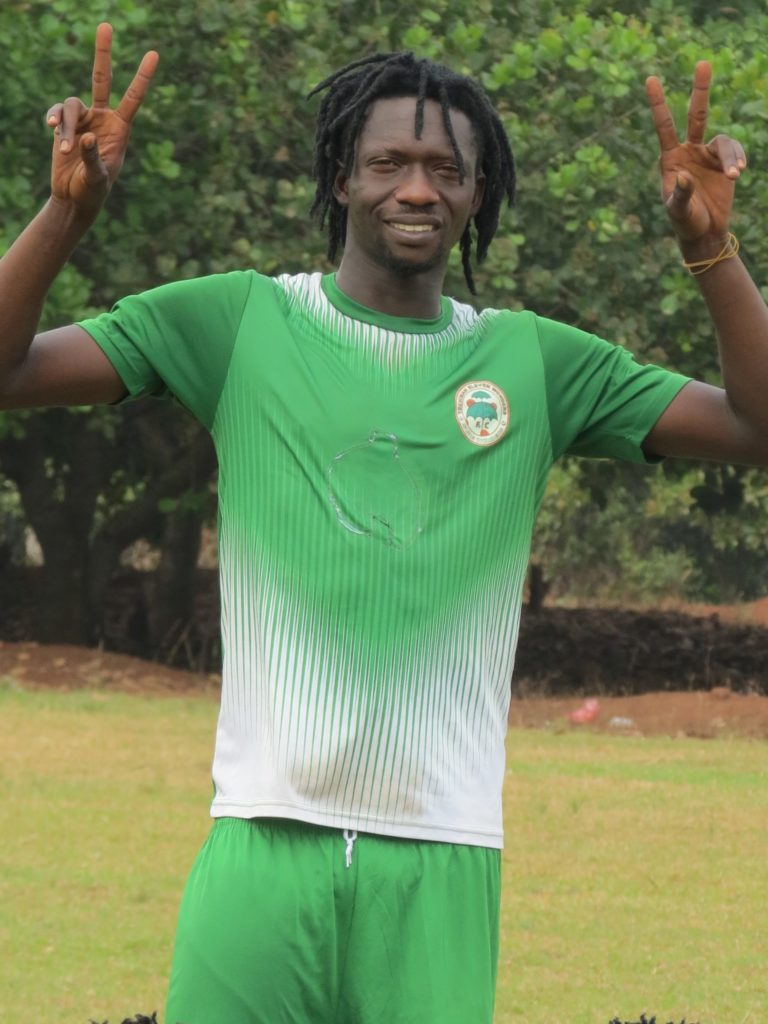 2020/21 Ghana Premier League: Eleven Wonders' Rashid Mohammed wins MOTM against WAFA SC