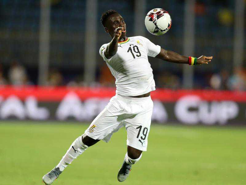 EXCLUSIVE: Serbian giants Red Star Belgrade eye move for Ghana star Samuel Owusu