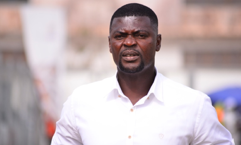 Medeama coach won't comment about referee in Kotoko draw for fear of Ghana FA fine