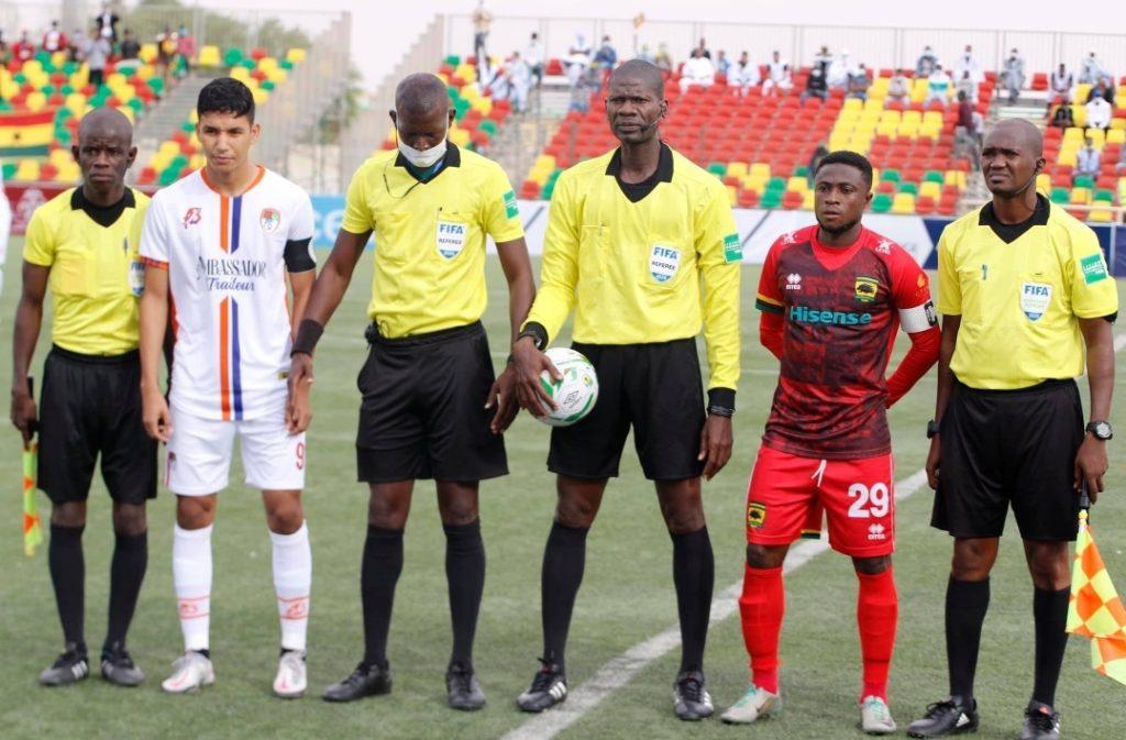 2020/21 CAF Champions League: Asante Kotoko to host Nouadhibou behind closed doors