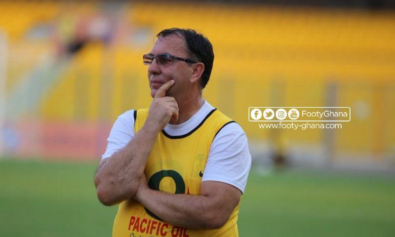 King Faisal sack head coach Slavisa Bozicic- Reports
