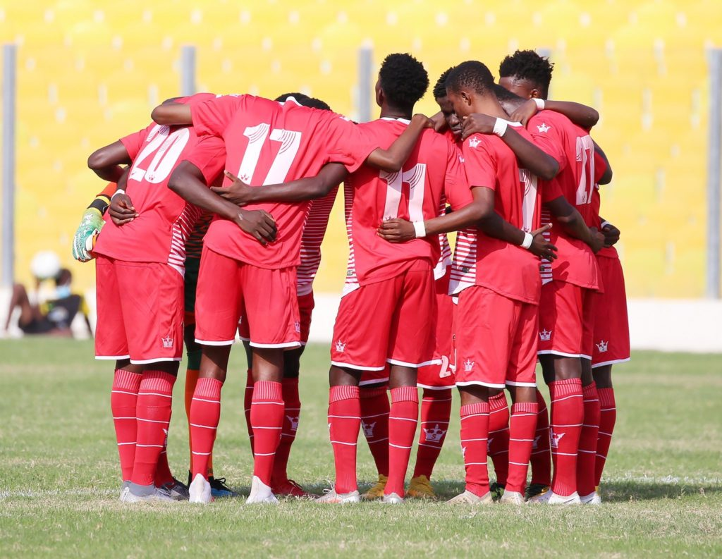 WAFA suffer slim defeat to Togo's CHAN squad in friendly