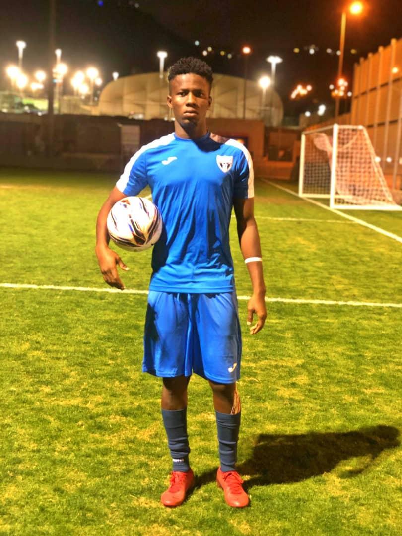 Mountaineers FC loan teenage striker Razak Mohammed to Israeli side Neve Yosef