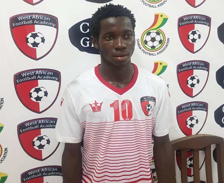 2020/21 Ghana Premier League: WAFA star Augustine Boakye wins MVP in Berekum Chelsea win