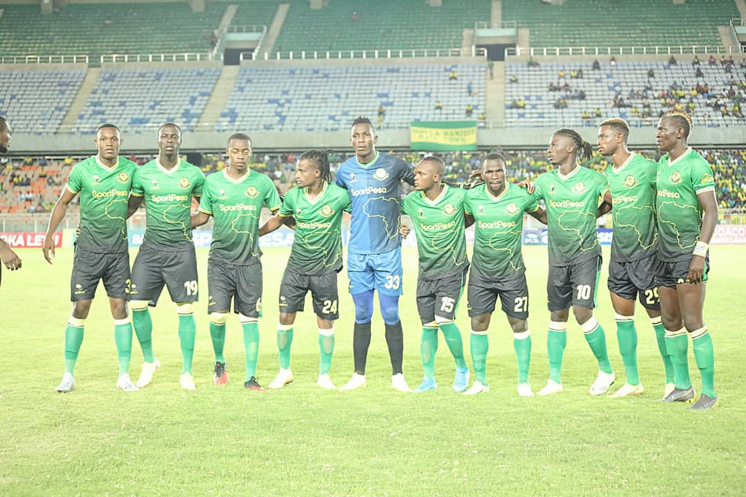 VIDEO: Young Africans goal poacher Michael Sarpong on target in win over Ruvu Shooting Stars