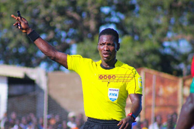 Ghana's Daniel Laryea named among first ever CAF Professional referees -  Ghana Latest Football News, Live Scores, Results - GHANAsoccernet