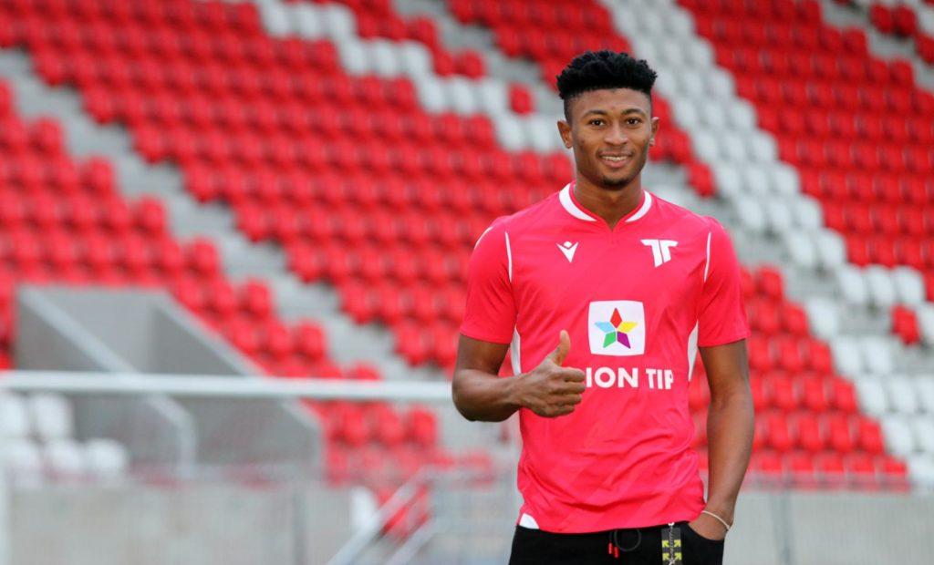 Highly-rated Ghana teenage prodigy Rahim Ibrahim joins Slovakian side Trencin
