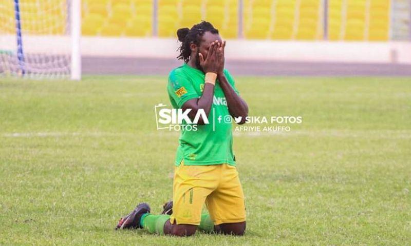 Aduana talisman Yahaya Mohammed confident of a positive 'change' ahead of Hearts clash