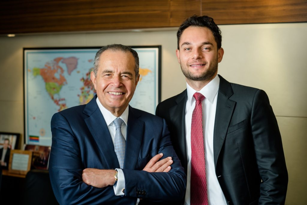 BREAKING: Egyptian billionaire Mohammed Mansour partners the Right to Dream Academy