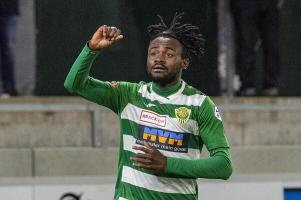 EXCLUSIVE: Ghanaian forward Asumah Abubakar edges closer to FC Lugano move