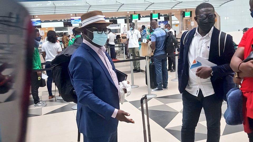 Nana Oduro Sarfo leads Kotoko's delegation to Sudan for Al Hilal clash