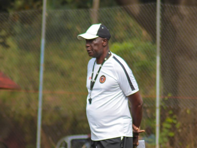 Legon Cities Coach Bashiru Hayford insists there is pressure on the club to deliver