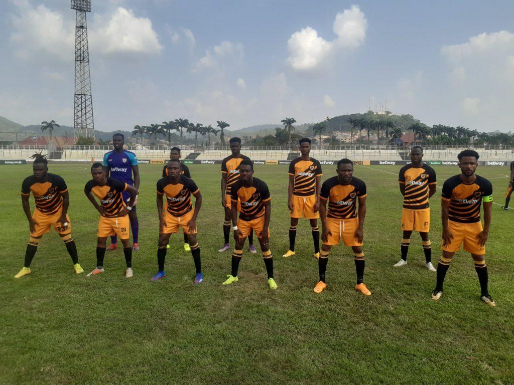 2020/21 Ghana Premier League: Week 7 Match Report - AshantiGold 2-1 Berekum Chelsea