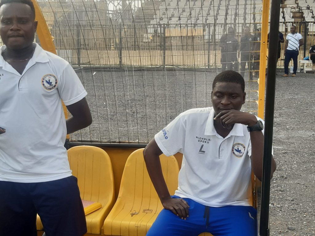 Berekum Chelsea coach Abdul-Hanan Abu admits difficulty in playing against AshantiGold