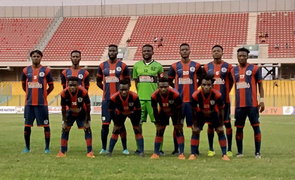 2020/21 Ghana Premier League: Week 10 Match Report - Legon Cities 5-2 AshantiGold