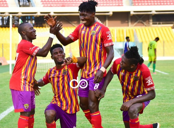 2020/21 Ghana Premier League: Hearts of Oak coach Kosta Papic names squad for Berekum Chelsea visit