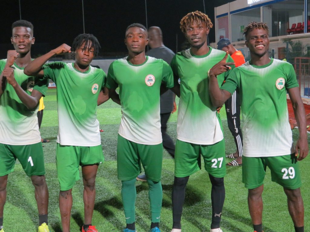 2020/21 Ghana Premier League: Week 10 Preview - Eleven Wonders vs. King Faisal Babes