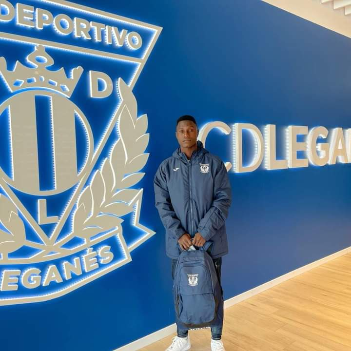 Ghanaian youngster Abdul Razak Yusif set to sign for Spanish side Leganes as he begins training