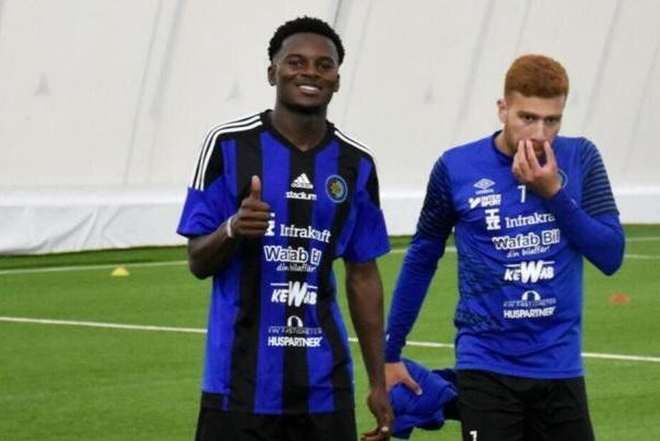Ghanaian winger Lovette Felicia joins Swedish club Brommapojkarna for 2021 season