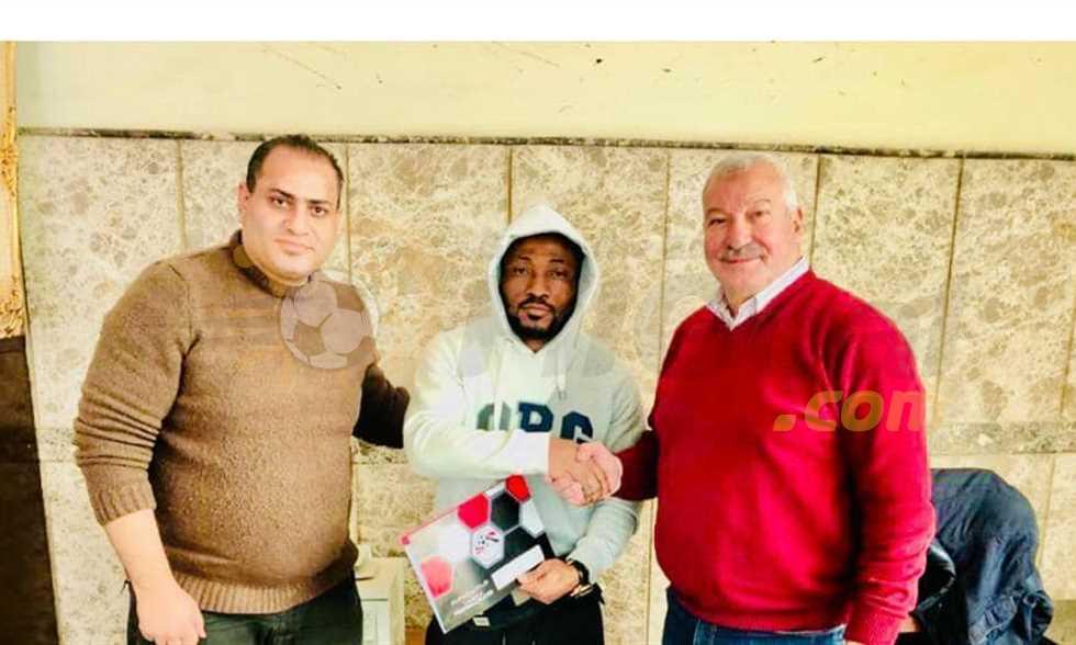 Breaking News: Ghanaian striker Benjamin Acheampong rejoins Egyptian side El Dakhleya SC