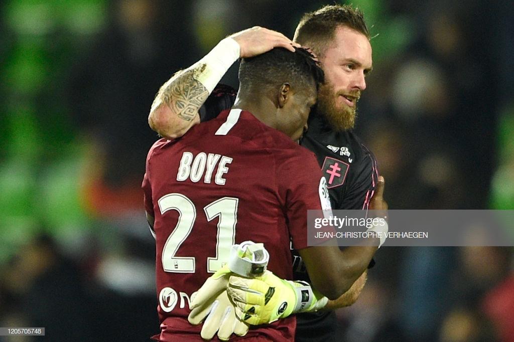 Performance of Ghanaian Players Abroad wrap-up: John Boye on target as Kudus makes injury return for Ajax